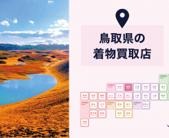 【全店比較】鳥取県・鳥取市で一番オススメの着物買取店はここ!