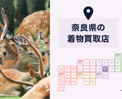 【全店比較】奈良県・奈良市で一番オススメの着物買取店はここ!